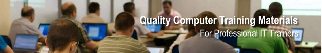 Computer Courseware | Microsoft Office Training Materials